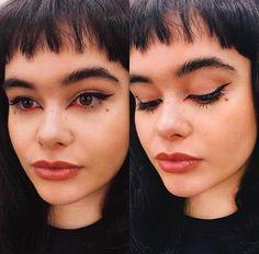 Makeup Looks from Euphoria We Can't Stop Obsessing Over makeup makeup tutorial eye makeup beauty beautifu Makeup Goals, Makeup Inspo, Makeup Art, Hair Makeup, Prom Makeup, Witch Makeup, Glitter Makeup, Makeup Geek, Bridal Makeup
