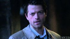 Misha Collins Supernatural bloopers. This will never not be funny.