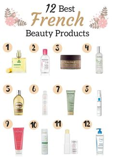 The Best French Beauty Products to Buy in France or online! The Best French Beauty Products to Buy in France or online!,she's a beauty The Best French Beauty Products to Buy in France (or. Skin Care Regimen, Skin Care Tips, Beauty Hacks For Teens, Nuxe, Mouthwash, Wash Your Face, Ingrown Hair, Pimples, Beauty Routines