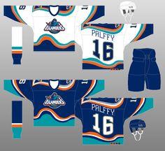 New York Islanders  1995-97