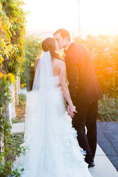 Photography: http://www.stylemepretty.com/portfolio/cory-ryan-photography | Wedding dress: http://www.stylemepretty.com/portfolio/vera-wang-beverly-hills | Read More: https://www.stylemepretty.com/vault/image/2595870