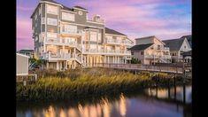 Peaceful Beach Home in Carolina Beach, North Carolina   Sotheby's International Realty #wysluxury
