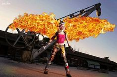 This. Is. Amazeballs. Lilith cosplay, Borderlands. Check out the photography page on facebook, Jesus Claire Photography.