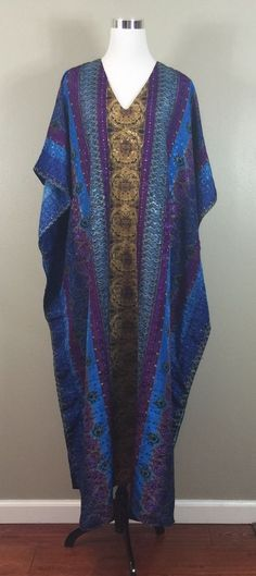 Mens/Womens One Size XS S M L XL 2X 3X African Tribal Ethnic Long Maxi Dress #Winlar #Blouson #Formal Black Nativity, Monitor, Ethnic, Kimono Top, African, Live, Formal, Clothes, Color