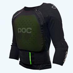 POC Spine VPD 2.0 Jacket: Black