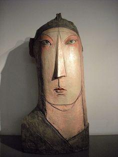 Chinese Sculptor                      Sorry, no information in english ...    余丁认为吴彤的   余丁认为吴彤的作品运用戏剧的含蓄表达体现传统修养,恰恰符合了中国语言的表达方式。另外,用三维雕塑语言传达...