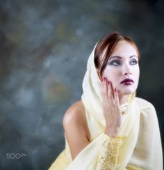 Women's beauty portraits - Women's beauty portraits Model:Mariata