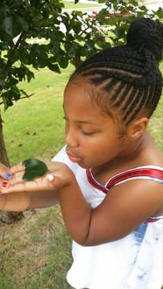 Natural Black Hairstyles Gallery Easy youtube hairstyle tutorials little black girls and women. Learn to care for and style your child's natural hair blog