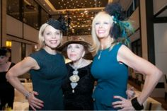 """Service Club of Chicago Presents """"Hattitude 2014"""" on May 19th @ The Four Seasons Chicago by Salvatore Sciacca via slideshare"""