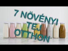7 Növényi Tej Egyszerűen Otthon - YouTube Cooking Tips, Healthy Recipes, Healthy Food, Keto, Box, Youtube, Yogurt, Healthy Foods, Snare Drum