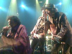 Hakim Hamadouche et Rachid Taha, Olympia, 10/11/2009