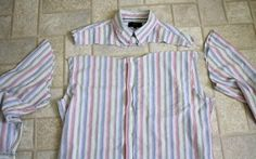 Tutorial for little girls dress from mens shirt- i like it without the elastic at waist band