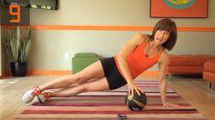 Tabata Core workout - Mindy Mylrea