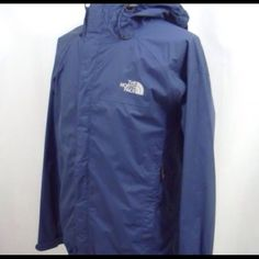 Men's North Face Hyvent Rain Jacket Great deal for an AWESOME jacket!!  See details of jacket in pictures. North Face Jackets & Coats