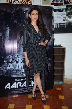 Aditi Rao Latest Hot Black Cleveage Spicy Dress PhotoShoot Images At Bejoy Nambiar Music Video Launch ★ Desipixer ★ Aditi Rao Hydari Hot, Photoshoot Images, Celebrity Style Inspiration, Actress Photos, Celebrity Gossip, Indian Actresses, Pretty Woman, Cute Girls, Music Videos