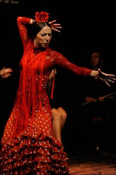Flamenco Mariana Collado