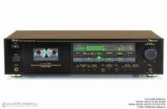Nakamichi CR-4 Cassette Tape Deck