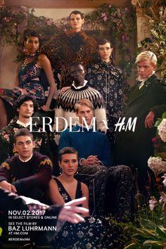 ERDEM x H&M; a world