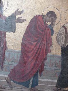 Even saints get head