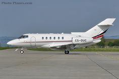 Hawker Beechcraft 750 - CS-DUC