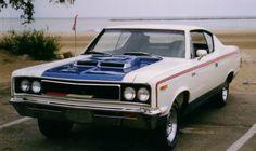 1970 AMC MUSCLE CAR - REBEL