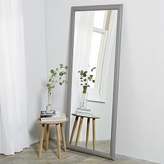 Buy Henley Full Length Mirror - from The White Company