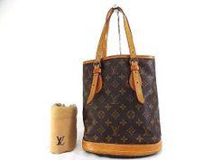 Louis Vuitton Bag Medium Bucket Monogram by KimberlysTreasure, $429.00