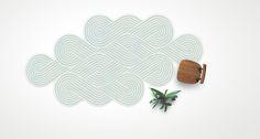 Tresse tapis asymetrique grey Samuel Accoceberry  42, rue de Torcy  75018 - Paris - France  +33 (0) 6 67 38 24 03