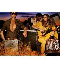 i adore  the safari look! and @Michael Kors is so great at making it fashionable without being toooo literal!