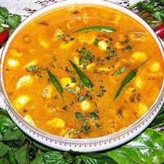 Thaise tom yum soep @ allrecipes.nl