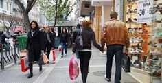 Shops on Crete will be open next Sunday as announced by the Hellenic Retail Business Association. Shops will be open from 10 a. Kai, Next Sunday, Cyprus News, Thessaloniki, Crete, Athens, Street View, Shopping, Shops