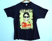 #Vintage 1988 George Thorogood and the Destroyers Tour Shirt - Screen stars - XL - BLACKMAGIKA at Etsy.com