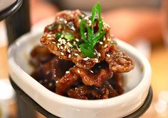 Spicy Crispy Beef, Red Farm  New York