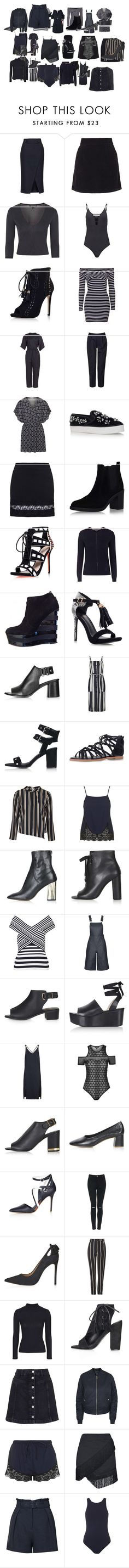 """""""Untitled #3654"""" by luciana-boneca on Polyvore featuring Topshop"""