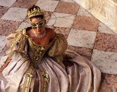 New Year's Eve masquerade ball gown~ mask ~ idea Masquerade Ball Dresses, Masquerade Party, Masquerade Masks, Mardi Gras, Ella Enchanted, Venetian Masquerade, Venetian Masks, Venetian Costumes, Beautiful Mask