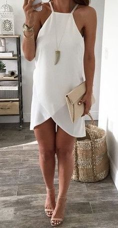 Dear Stitch Fix Stylist, I love how dressy and casual this dress could be! In any color.
