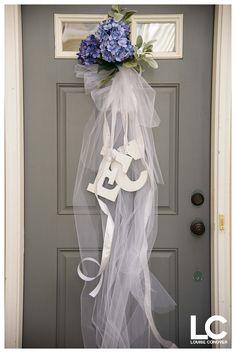 Best 12 weddings door wreaths First Communion front door by aniamelisa – Page 838725130584849152 – SkillOfKing.Com Best 12 weddings door wreaths First Communion front door by aniamelisa – Page 838725130584849152 – SkillOfKing. Wedding Door Decorations, Wedding Door Wreaths, Wedding Doors, Bridal Shower Decorations, Diy Wedding, Wedding Ideas, Garden Bridal Showers, Deco Floral, Bridal Shower Games