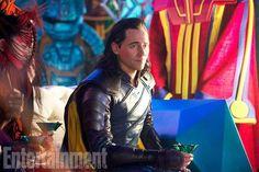 First Look Thor: Ragnarok Images: <3 Loki <3