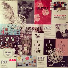 365 mood boards in 2014. Mood board #32: Firstfolk, Craftfolk & Lovefolk DIY LOVE ♥ Formland UP/GRADED. Smashup. Instagram filter Valencia. Photographer: Susanne Randers