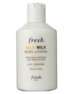 Fresh Beauty Products | Fresh Milk Milk Body Lotion Review: Skin Care: allure.com