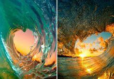 Cheio de surpresas, de cor intensa e ondas vibrantes, o mar é um dos grandes protagonistas em fotografias, sempre embelezando as paisagens com seu tamanho absurdo. A força bruta do mar é tema quase diário das fotos deClark Little, surfista e fotógrafo num lugar onde o mar é motivo de procura por parte dos esportistas: o Havaí. A segunda profissão veio por acaso, quando um dia notou que sua esposa comprou uma fotografia das ondas do mar. Little logo a alertou para não fazer mais isso, pois…