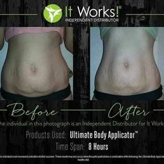 I absolutely love these wraps! People often ask does it really work???  safe to say IT WORKS we wouldn't be going beyond a billion in sales if it didn't work  I've opened up 10 spots this month for my 90 Day testimony you challenge! Message me or text 360-772-8788 to get in on it!!!  Tryitforyourself!!!!!!!  Check out all of the Amazing products from UT WORKS at getfitwithdiamond.com
