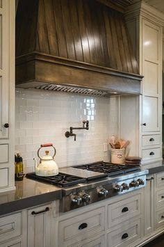 White Kitchen Hood range hood ideas | hoods, industrial and kitchens