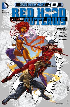 Red Hood And The Outlaws #0