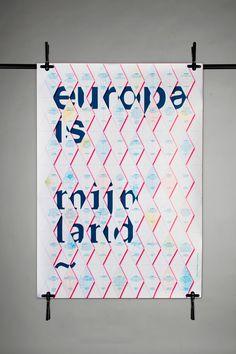 Mariëlle van Genderen, Europa mijn Land