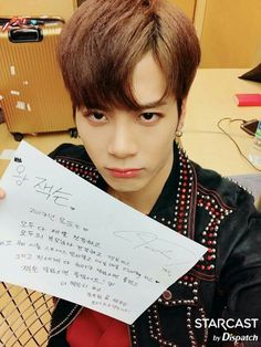 Wang Jackson. My goals of 2017. Please let everyone be healthy and everyone's parents be healthy and happy and our birds not to be stressed and Fighting each and every day and I hope everyone in the world knows GOT7 and Jackson! I'll work harder and please show pride in GOT7 and pride in Jackson! Etrans : @GOT7jjai