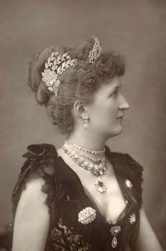 Julia Mary Lethbridge 1890s
