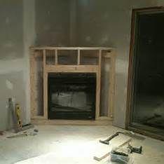 diy gas fireplace surround fireplace pinterest fireplace rh pinterest com DIY Fireplace Design diy ventless gas fireplace insert