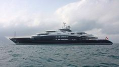 Ocean Victory, Italy's Biggest Megayacht, Delivered by Fincantieri