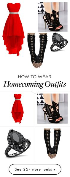 """""""Dancetale Me Version 2"""" by mistic-flame on Polyvore"""